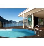 Interline Zwembad Bali met Zandfilter 355x116 cm