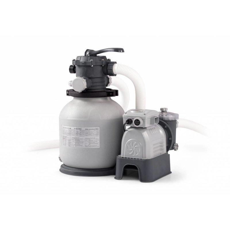 Intex Krystal Clear Zandfiltersysteem 6000 liter