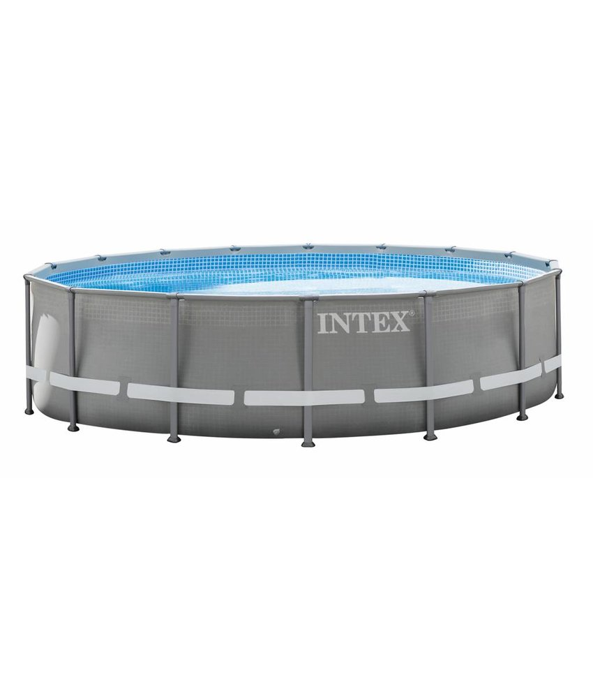 Intex Ultra Frame Pool met zandfilter 488x122 cm