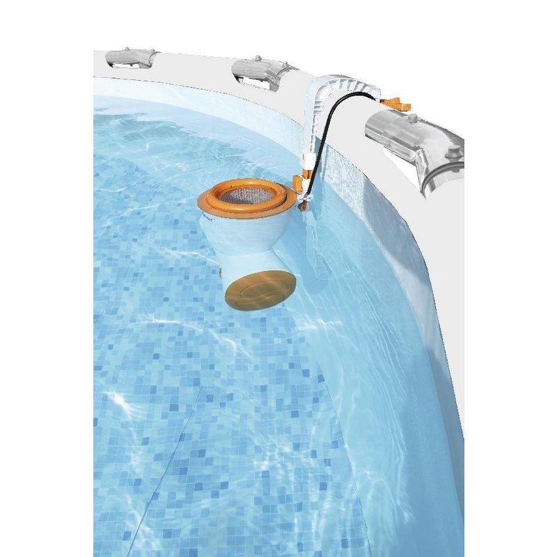 Bestway Filterpomp inhang 2600 liter 12 volt