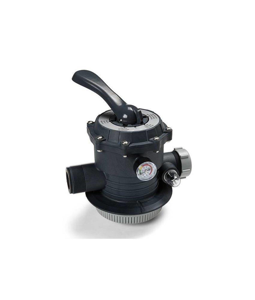 Intex 6 standen klep compleet voor zandfilter 6000 liter 28646