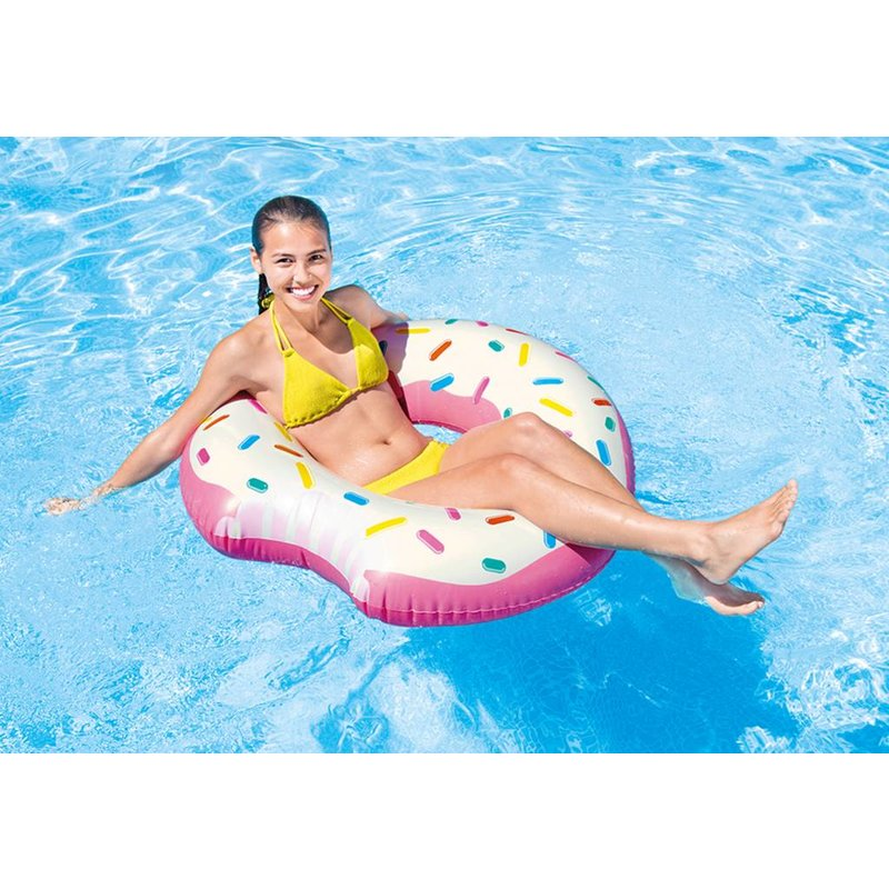 Intex Zwemband Donut 107 cm