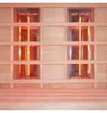 Interline Ruby 1-persoons infraroodcabine sauna