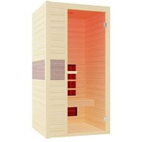 Ruby 1-persoons infraroodcabine sauna