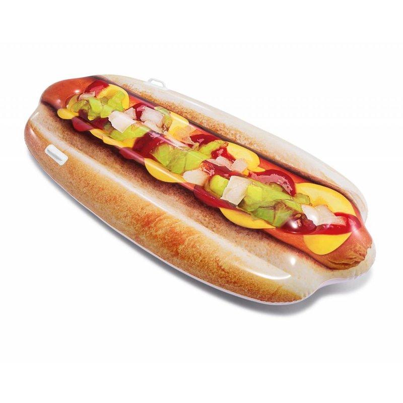 Intex Hotdog Luchtbed
