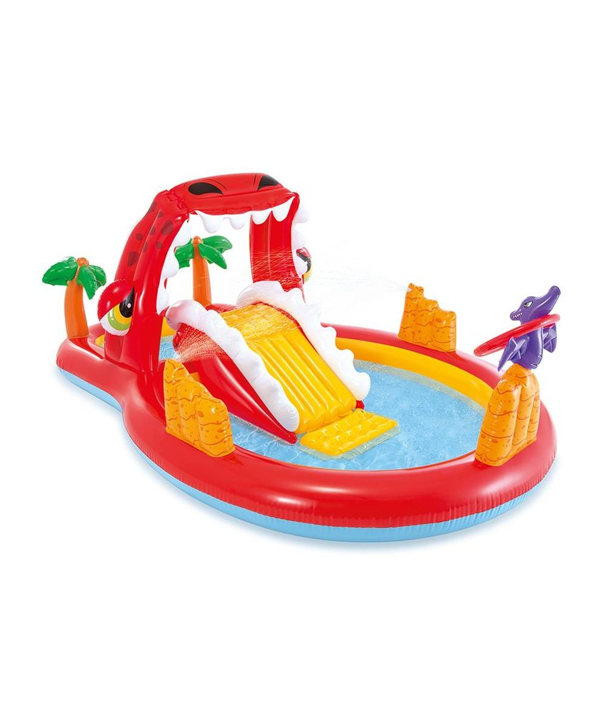 Intex Happy Dino Play Center