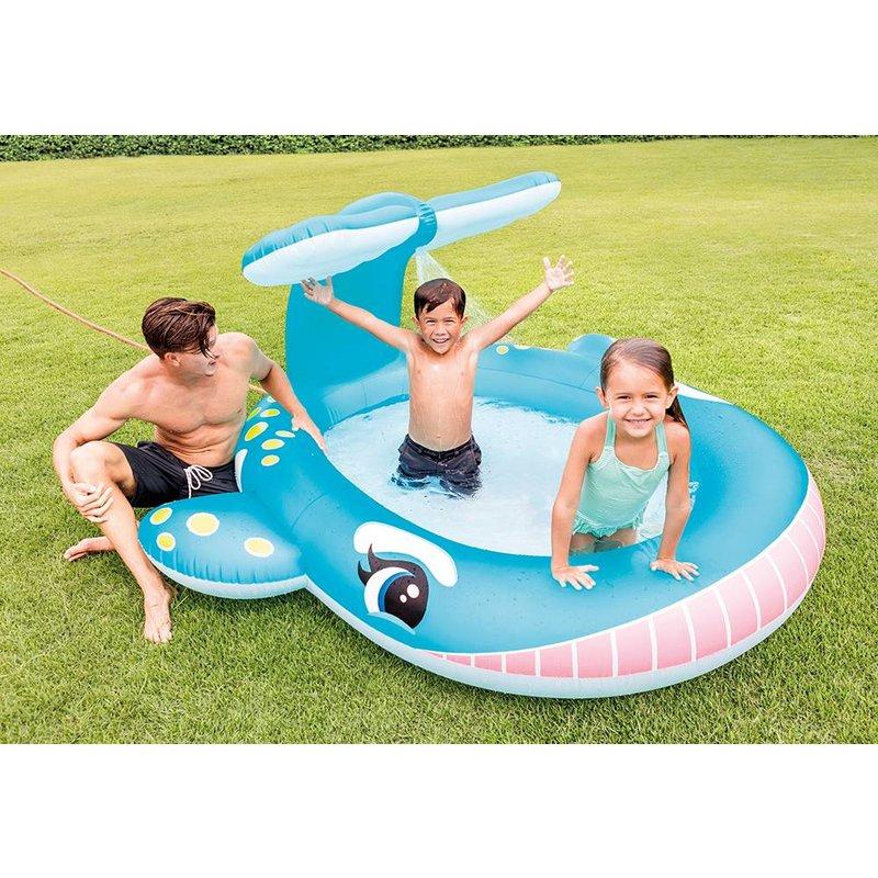 Intex Walvis Spray Zwembad