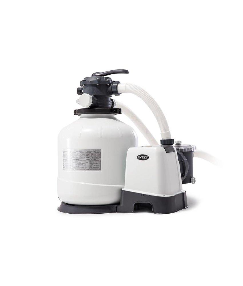 Intex Krystal Clear Zandfiltersysteem 10000 liter