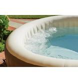 Intex PureSpa opblaasbare jacuzzi Bubble 4 personen (incl. energiebesparende afdekhoes)