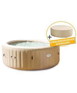 PureSpa Bubble Therapy Deluxe + HWS