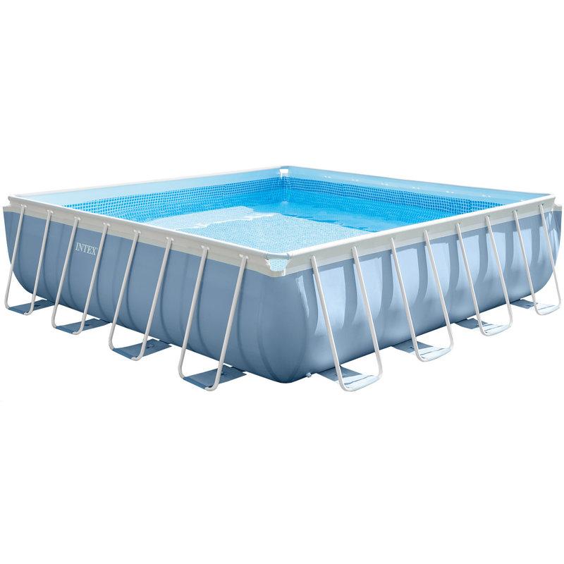 Intex Afdekzeil Prism Frame Pool 488x488 cm (vierkant)