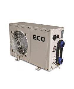 Warmtepomp Eco kW 3 t/m 15 m³