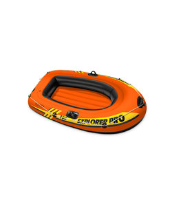 Explorer Pro 100 - 1 pers. boot