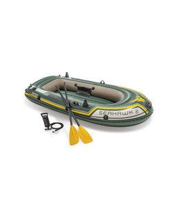 Seahawk 2 - 2 pers. boot met peddels en pomp