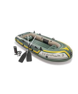 Seahawk 3 - 3 pers. boot met peddels en pomp