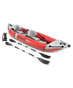 Excursion Pro - 2 pers. kayak met peddel en pomp