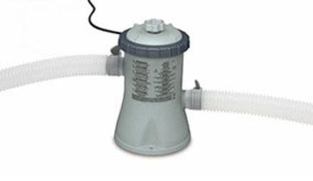 Filterpompen