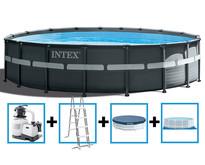 Ultra XTR Frame Pool met zandfilter 549x132 cm