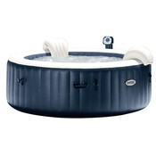 Intex Spa Rond Bubbel Plus 4 persoons