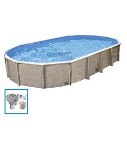 Zwembad Diana 730x360 cm