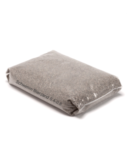 Filterzand Premium 0.4-0.8 mm 25 kg