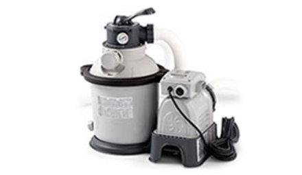 Onderdelen Intex zandfilterpomp 4000 L