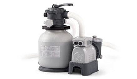 Onderdelen Intex zandfilterpomp 6000 L