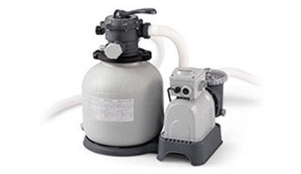 Onderdelen Intex zandfilterpomp 8000 L