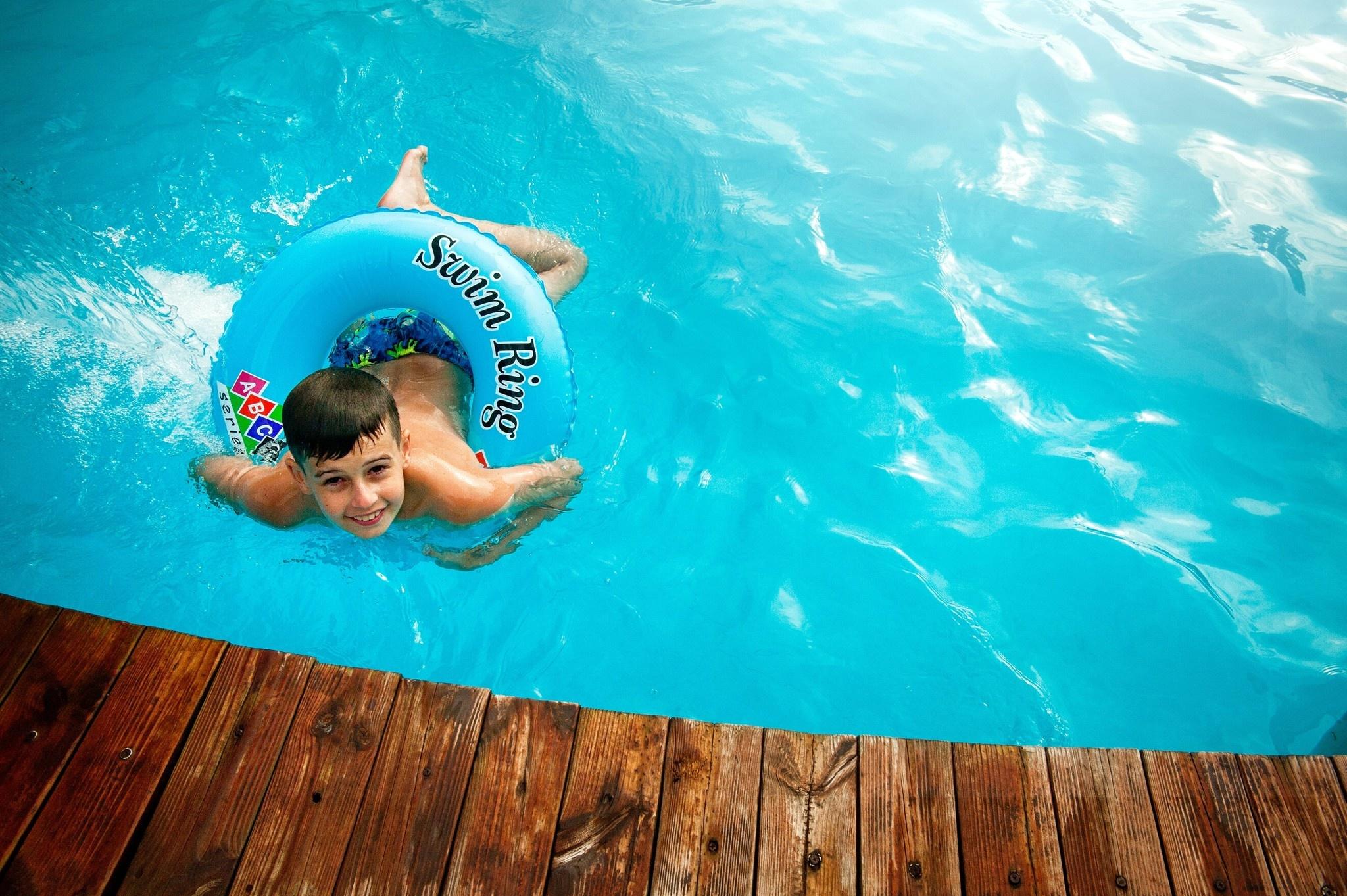 Een eigen zwembad aanschaffen