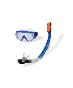 Sillicone Aqua Pro Swim snorkelset
