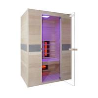 Jade 2-persoons infraroodcabine sauna
