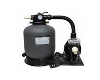 zandfilterset 6 m³ (tot 30.000 liter)