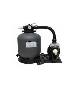zandfilterset 8 m³ (tot 40.000 liter)