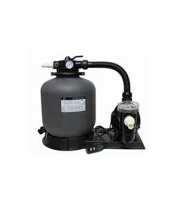 zandfilterset 12 m³ (tot 60.000 liter)