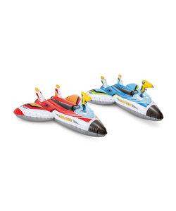 Water Gun Plane Ride-On 2