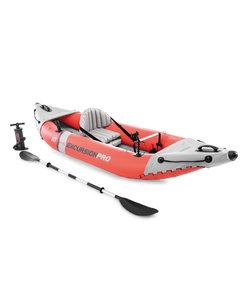 Excursion Pro - 1 pers. kayak met peddel en pomp