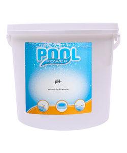 pH Minus poeder 5 kg (zuurgraad verlagen)