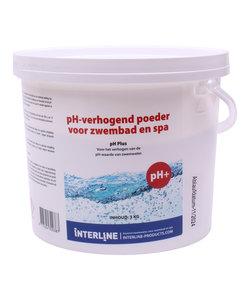 pH Plus poeder 3 kg (zuurgraad verhogen)