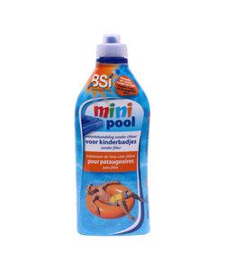 Mini pool 1000 gram (reinigingspoeder zonder chloor)