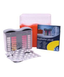 Testkit DPD methode pH/chloor 20 tests