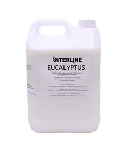 Stoombadmelk Eucalyptus 5 liter