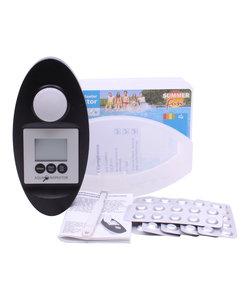 AquaInspektor digitale watertester (o.a. pH/Cl)