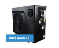 warmtepomp Inverter WiFi model PX11/32 (30-55 m³)