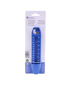 Thermometer klein met koord 15 cm
