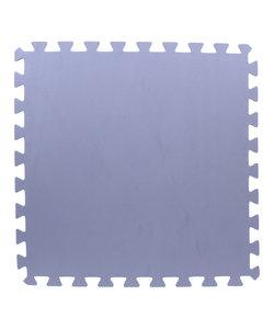 beschermingstegels 50x50x0.4 cm (8 stuks)