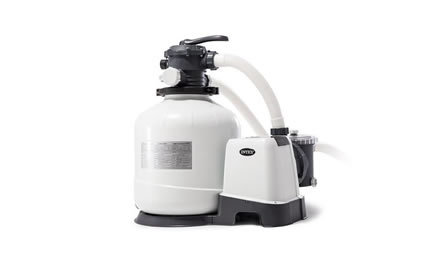 Onderdelen Intex zandfilterpomp 10000 L