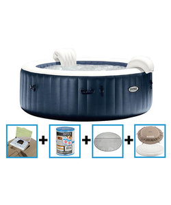 PureSpa Bubble Therapy Plus + HWS 4 p (model 2021)