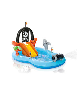 Piraat opblaasbaar kinderspeelbad