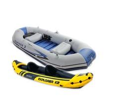 Boten en kayaks