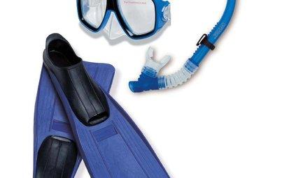 Duikmaterialen en Zwembrillen